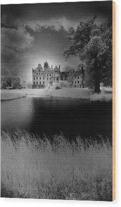 Schloss Basedow Wood Print by Simon Marsden