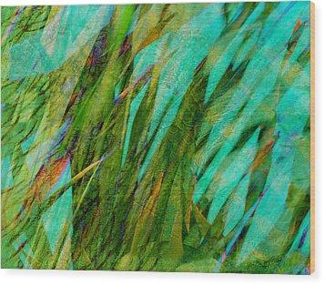 Springtime Joy Wood Print by Ann Powell