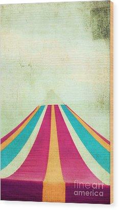 Summer Fun II Wood Print by Darren Fisher