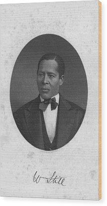 William Still 1821-1902, Abolitionist Wood Print by Everett