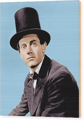 Young Mr. Lincoln, Henry Fonda, 1939 Wood Print by Everett