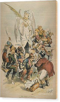 Otto Von Bismarck Wood Print by Granger