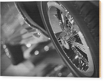 1966 Hurst Pontiac Gto Wood Print by Gordon Dean II