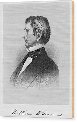 William Seward (1801-1872) Wood Print by Granger