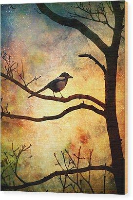 Believing In The Morning Wood Print by Tara Turner