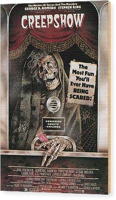 Creepshow, 1982 Wood Print by Everett