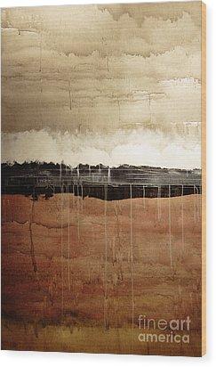 Dawn Wood Print by Brian Drake - Printscapes