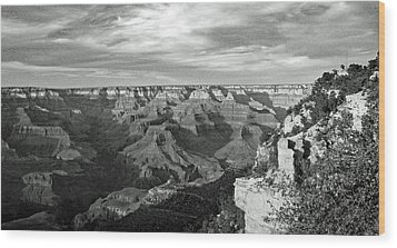 Grand Canyon No. 2-1 Wood Print by Sandy Taylor