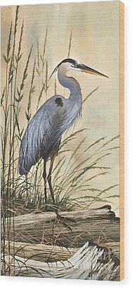 Nature's Harmony Wood Print by James Williamson