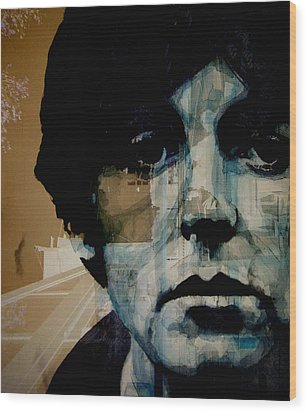Penny Lane Wood Print by Paul Lovering