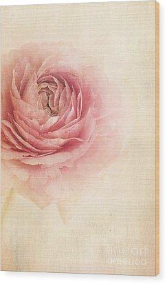 Sogno Romantico Wood Print by Priska Wettstein