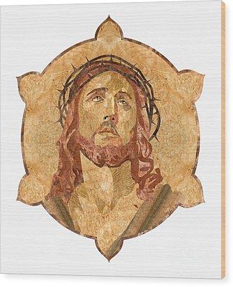 Son Of God Wood Print by Aydin Kalantarov