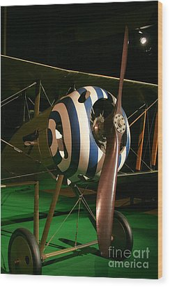 Usaf Museum Wwi Wood Print by Tommy Anderson