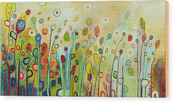 Within Wood Print by Jennifer Lommers