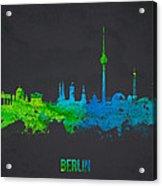 Berlin Germany Acrylic Print by Aged Pixel