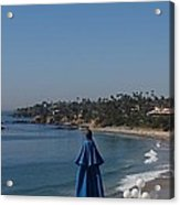 Laguna Beach Acrylic Print by Jim Moore