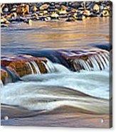 0331 Oak Creek Acrylic Print by Steve Sturgill