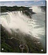 Niagara Falls Acrylic Print by Jessica Cirz