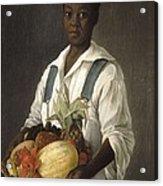 Arrieta, Jos� Agust�n 1802-1874. The Acrylic Print by Everett