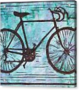 Bike 8 Acrylic Print by William Cauthern