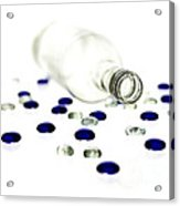 Bottle Acrylic Print by Blink Images