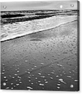 Bubbles Acrylic Print by JC Findley
