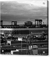 Citi Field - New York Mets Acrylic Print by Frank Romeo