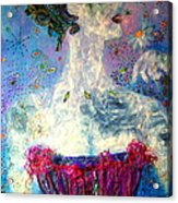 Dreaming Acrylic Print by Diane Fine