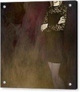 Fantasy Portrait Acrylic Print by Amanda And Christopher Elwell