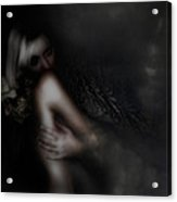 Life Death And Dying Acrylic Print by David Fox
