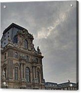 Louvre - Paris France - 01139 Acrylic Print by DC Photographer
