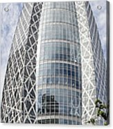 Mode Gakuen Cocoon Tower Acrylic Print by For Ninety One Days