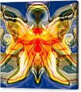 My Angel Acrylic Print by Omaste Witkowski