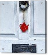 Old Door Acrylic Print by Joana Kruse