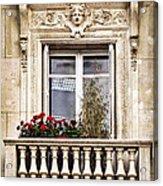 Old Window Acrylic Print by Elena Elisseeva