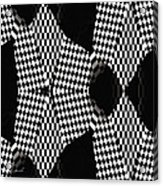 Organic Optical Illusion 4 Acrylic Print by The Art of Marsha Charlebois
