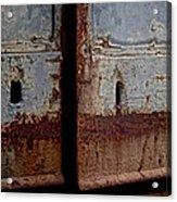 Portal Acrylic Print by Odd Jeppesen