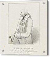 Prince Blucher Acrylic Print by Samuel Freeman