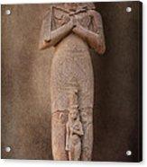 Ramses II Acrylic Print by Erik Brede