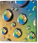 Study 25 Acrylic Print by Al Hurley