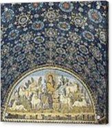 The Good Shepherd. 5th C. Italy Acrylic Print by Everett