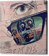 They Live Acrylic Print by Christopher Soeters
