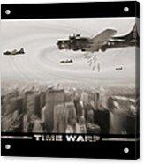 Time Warp Acrylic Print by Mike McGlothlen