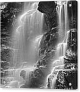 Waterfall 05 Acrylic Print by Colin and Linda McKie