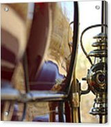 1903 Pope Hartford Model B 1 Cylinder 10 Hp 4 Passenger Dos Y Dos Chain Drive Lamp Acrylic Print by Jill Reger