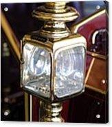 1907 Panhard Et Levassor Lamp Acrylic Print by Jill Reger