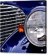 1939 Chevrolet Coupe Acrylic Print by David Patterson