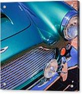 1960 Aston Martin Db4 Series II Grille Acrylic Print by Jill Reger