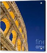 Colosseum Acrylic Print by Mats Silvan