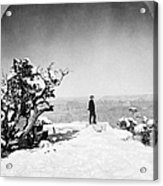 Grand Canyon: Sightseer Acrylic Print by Granger